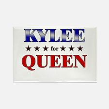 KYLEE for queen Rectangle Magnet
