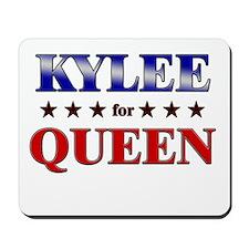 KYLEE for queen Mousepad