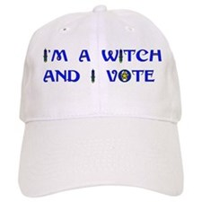 Witch Voter Baseball Cap