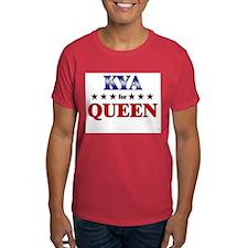 KYA for queen T-Shirt