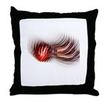 Phoenix Wing Throw Pillow