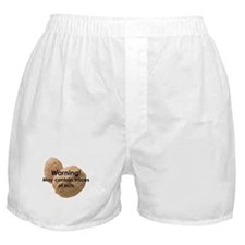 Traces of Nuts Boxer Shorts