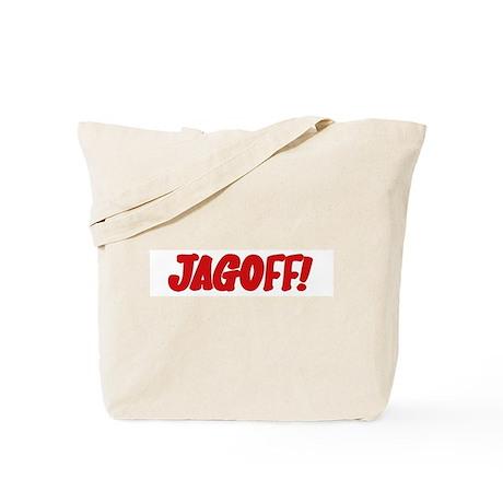 Stupid Jagoff Driver Tote Bag