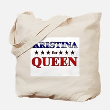 KRISTINA for queen Tote Bag