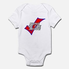 None of the Above Infant Bodysuit
