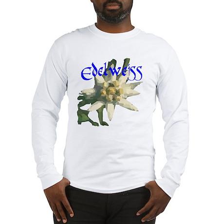 Edelweiss Flower Long Sleeve T-Shirt