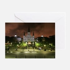 New Orleans St. Louis Cathedral, 1 Card