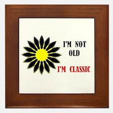 OLD CLASSIC Framed Tile