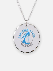 Funny Carlsbad california Necklace