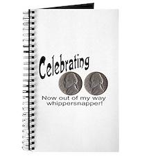 55 Birthday Whippersnapper Journal