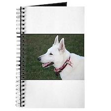 White German Shepherd Journal