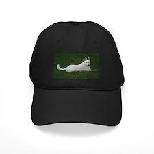 White Shepherd Baseball Hat
