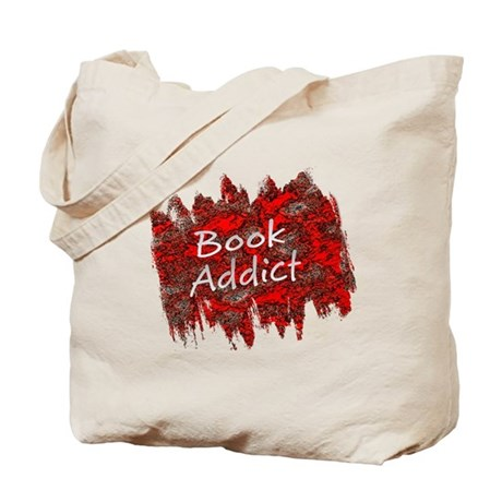 Book Addict Tote Bag