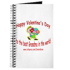 BEST GRANDMA - BOY Journal