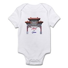Adopt from China Infant Bodysuit