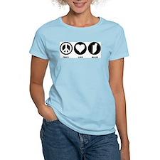 Peace Love Belize T-Shirt