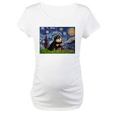 Starry Night / Pomeranian(b&t) Shirt
