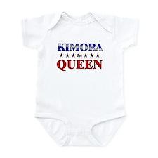 KIMORA for queen Infant Bodysuit
