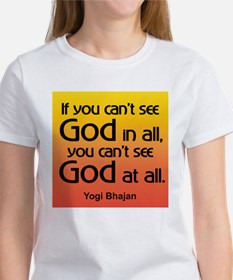 GOD IN ALL Tee