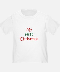 My first Christmas T