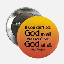 GOD IN ALL Button