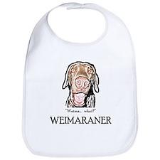 Weimaraner Bib