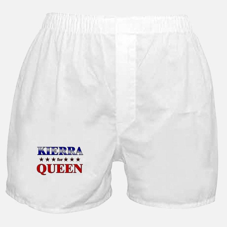 KIERRA for queen Boxer Shorts