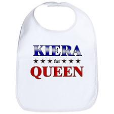 KIERA for queen Bib