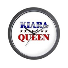 KIARA for queen Wall Clock