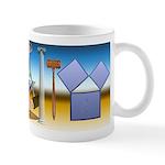 Masonic Brothers Mug (Master)