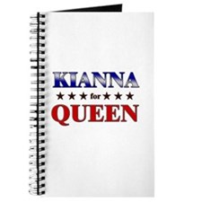 KIANNA for queen Journal