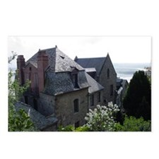 French Cottages Postcards (Package of 8)