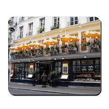 French Restaurant Mousepad