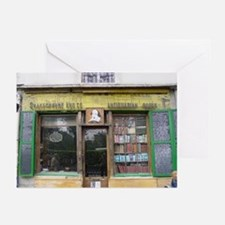 French Bookstore Greeting Cards (Pk of 10)