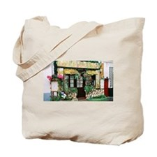French Shop Tote Bag