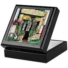 French Shop Keepsake Box
