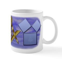 Masonic Table Lodge Mug