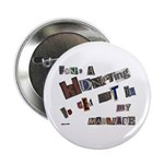 Runaway Bride/Divorce Button