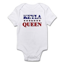 KEYLA for queen Infant Bodysuit