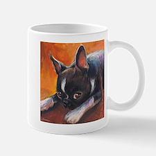 Boston Terrier dog #10 Mug