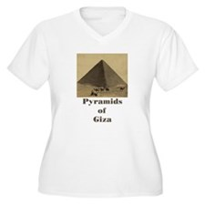 Pyramids of Giza T-Shirt