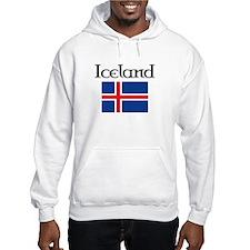 Iceland Flag Jumper Hoodie
