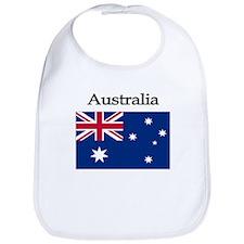 Australia Bib