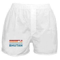Palm Tree Bhutan Boxer Shorts