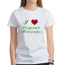 I Love Desperate Housewives Tee