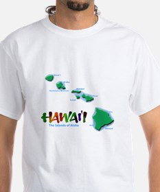 Hawaii Islands Shirt