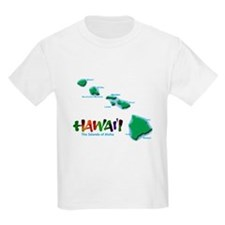 Hawaii Islands T-Shirt