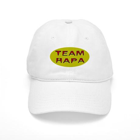 Team Hapa Cap