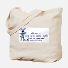 Which Part Don't You Understa Tote Bag
