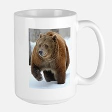Snow Bear Large Mug